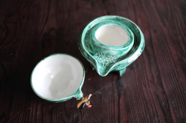 """Гайвань """"зеленый чай"""""""