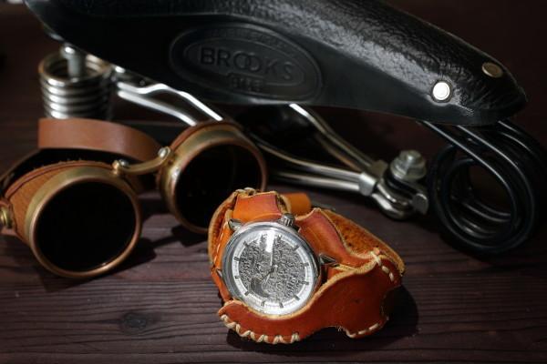 Часы механические «Vintage»