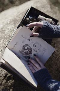 Книга медика для ролевой игры Warhammer