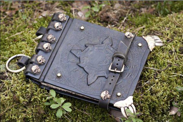Спелбук для ролевой игры Warhammer