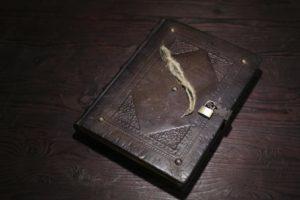 """Книга-шкатулка, для квест игры """"Клаустрофобия"""""""