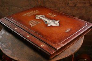 Гостевая книга для музея