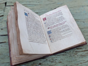"""Книга для квеста """"Средние века""""."""