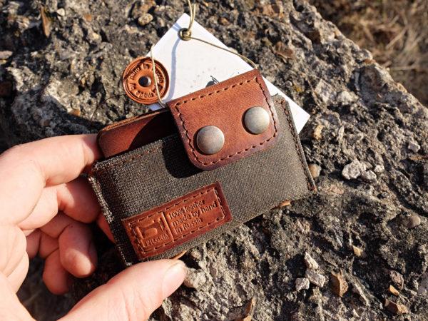 Кредитница-визитница-кошелек «Y-Tex»