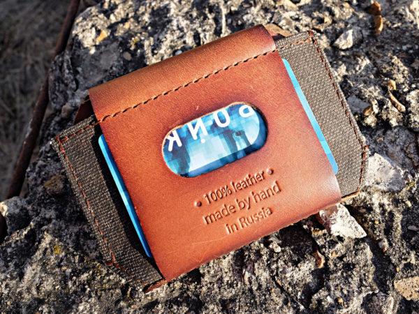 Кредитница-визитница-кошелек «Air tex»