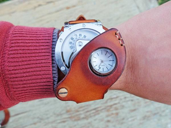 Часы «Стимпанкера»