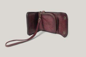 Кожаный кошелек Holdfind