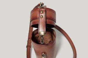 Кожаная сумка Toobik