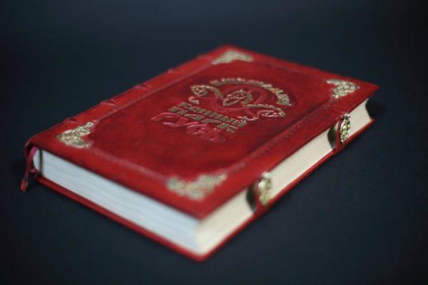Книга для Конного парка «Русь»