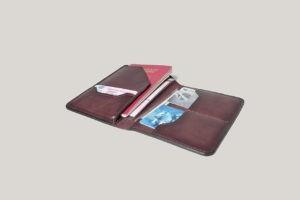 Обложка для паспорта и водительских прав