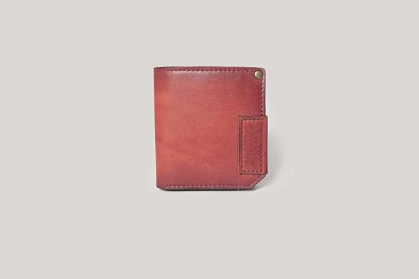 Кожаный кошелек Uno-Woo