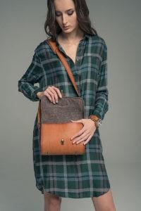 Сумка Cary-wool женская