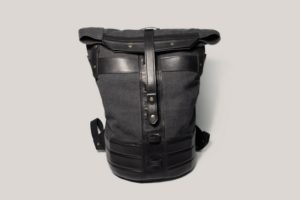Рюкзак Plane-Tex черный.