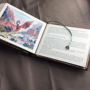 Книга с именной сказкой для девочки.