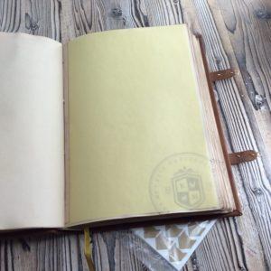 """Книга для записей """"Клуб миллионеров""""."""